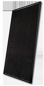 LG Solar Module Black